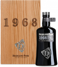 Highland Park Scotch Single Malt Orcadian Series 1968 1968...